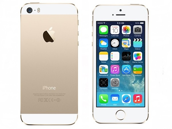 iPhone 5S Space Gold 16GB